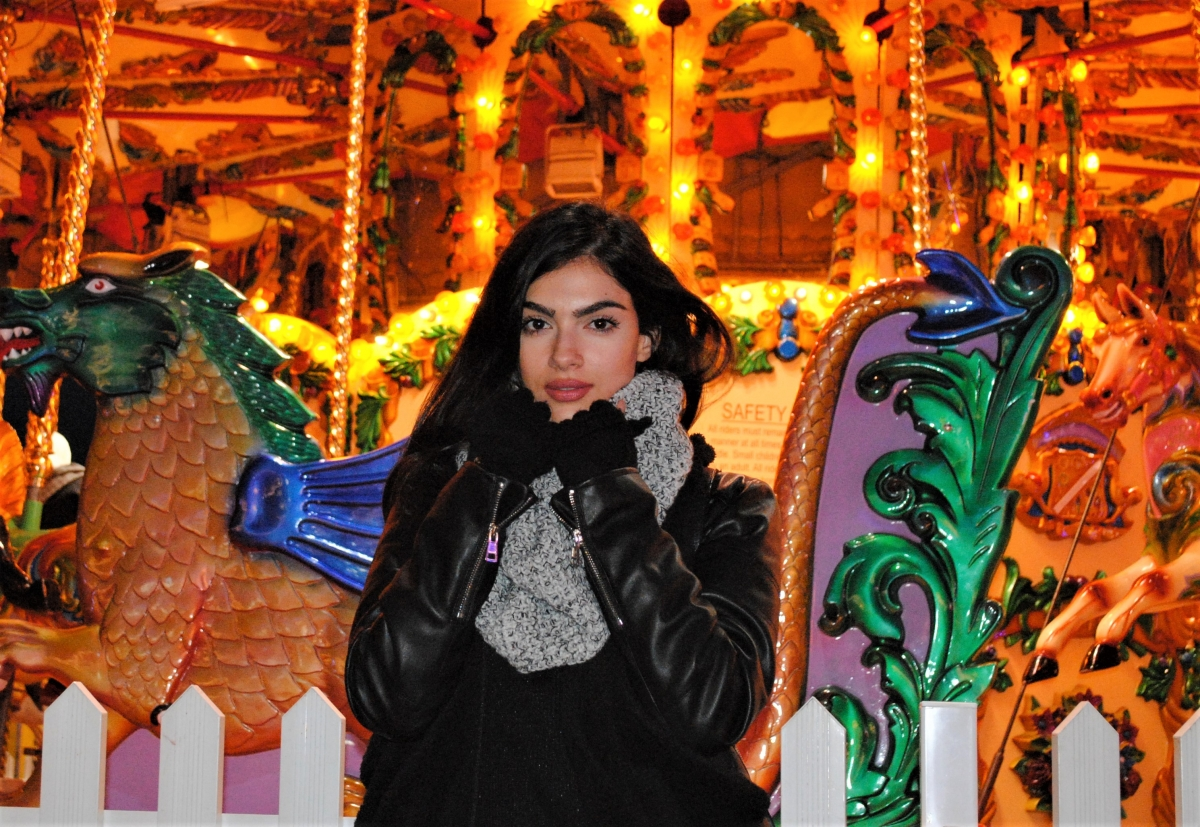 Travel Stories ~Christmas in London~